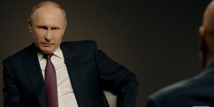 پوتین: شرایط شیوع کرونا در روسیه تحت کنترل است
