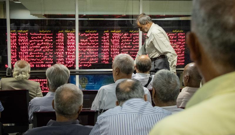 شروع معاملات بورس دوشنبه ، تعداد نمادهای منفی از نمادهای مثبت بیشتر شد