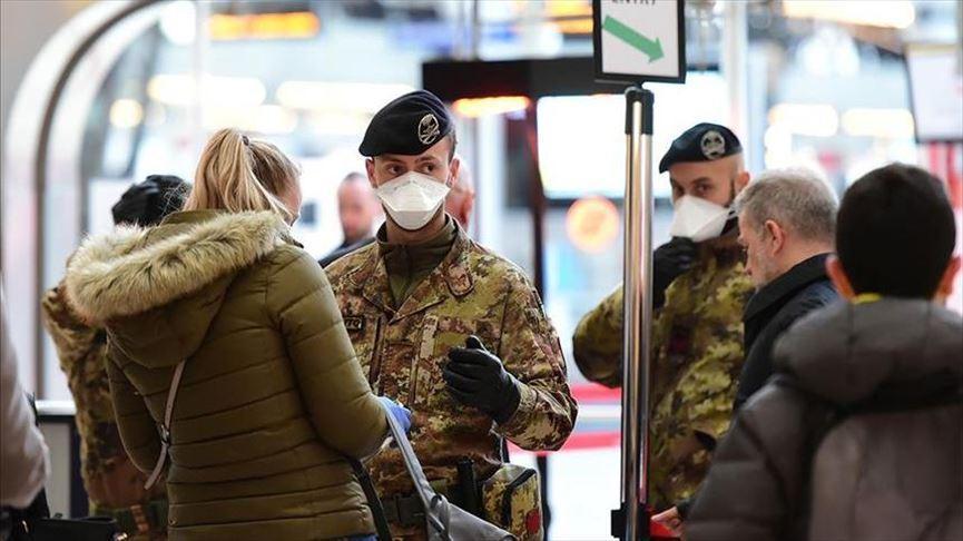 افزایش شمار مبتلایان به ویروس کرونا در میان پرسنل وزارت دفاع روسیه