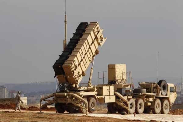 تکذیب استقرار سامانه موشکی پاتریویت آمریکا در سوریه