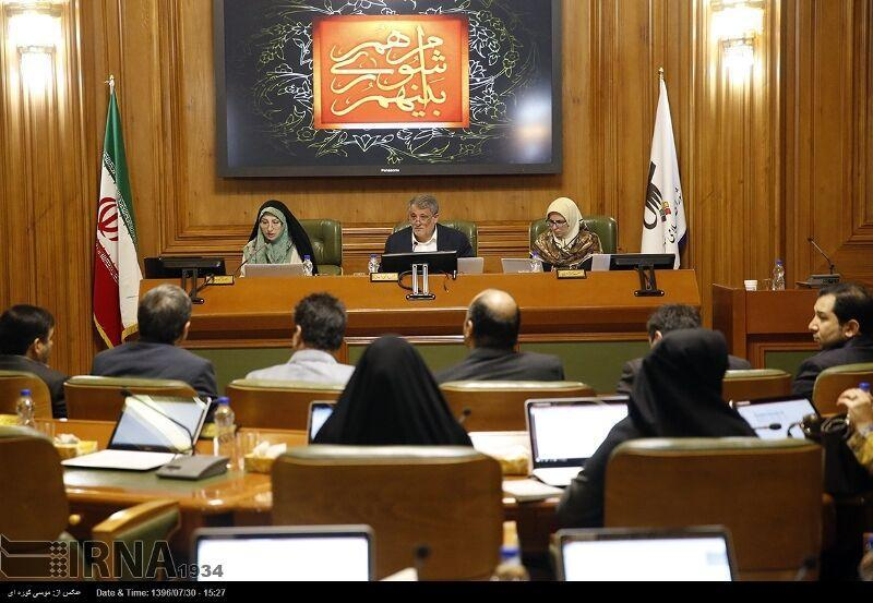 خبرنگاران کمبود فضای سبز مشکل جدی منطقه 13 تهران است