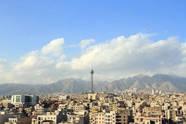 19 خرداد؛ هوای پایتخت مطلوب است