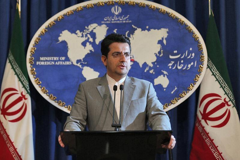 واکنش ایران به تحریم های آمریکا علیه سوریه