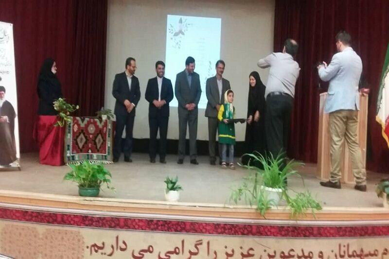 موفقیت دانش آموز تالشی در جشنواره مهرواره