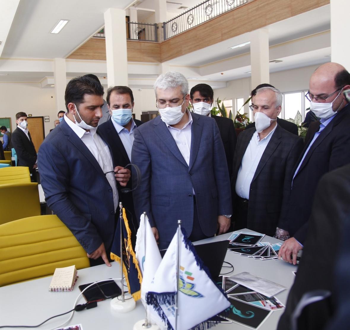 دره فناوری در دانشگاه شیراز افتتاح شد