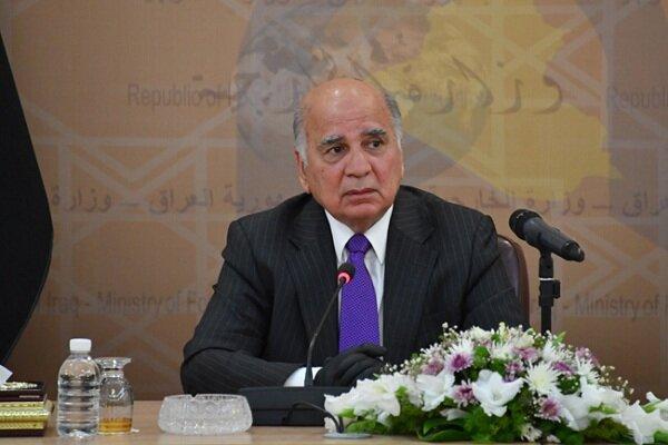 بغداد به دنبال گسترش روابط خود با کشورهای حوزه خلیج فارس است