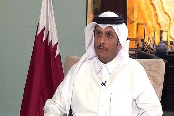 وزیر خارجه قطر برای ملاقات با مقامات لبنانی وارد بیروت شد