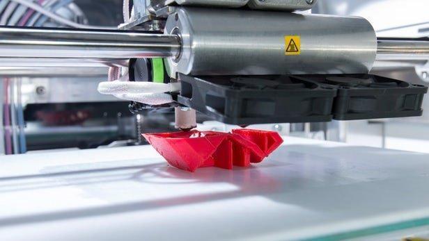 ارائه روش جدیدی در حوزه چاپگرهای سه بعدی از سوی محققان کشور