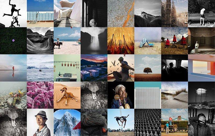 یکی از عکس های برگزیده مسابقه ی عکاسی با آیفون 2020 با آیفون 4 گرفته شده است