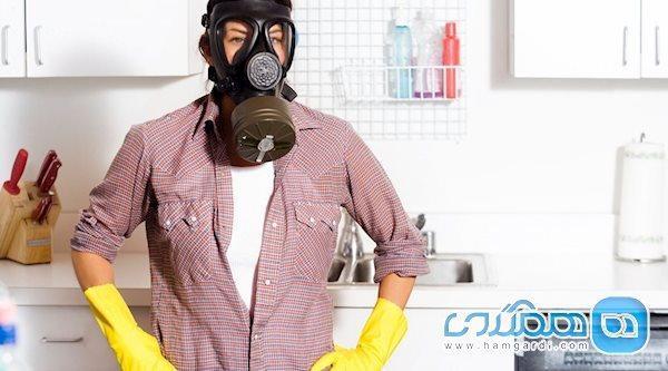 4 ماده شیمیایی سمی در گوشه و کنار خانه که در کمین سلامت شما هستند