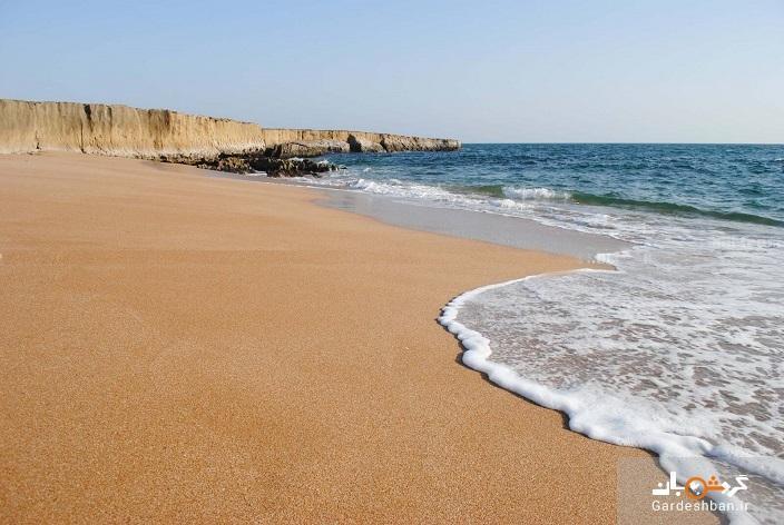 سواحل زیبای دریای عمان
