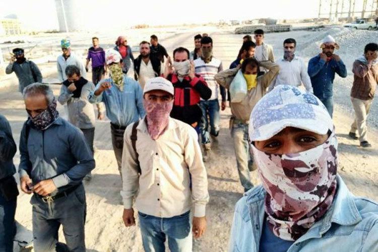 اعتراض و اعتصاب در صنعت نفت؛ کارگران چه می خواهند؟