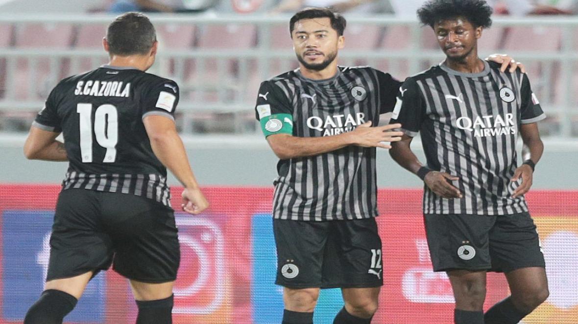 السد با پیروزی برابر تیم مهرداد محمدی قهرمان جام حذفی قطر شد