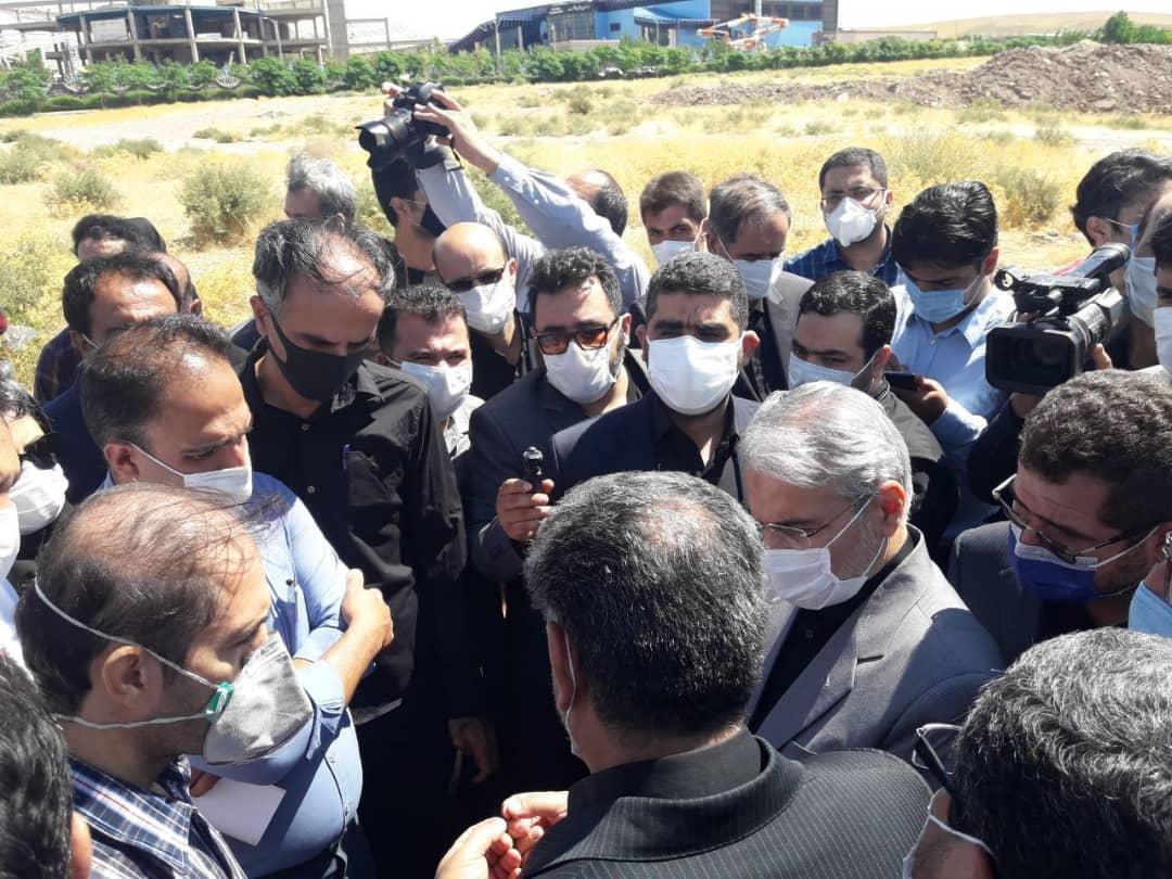 نوبخت: اعتبارات 15 میلیاردی مورد مطالبه کارگران کنتورسازی قزوین تامین می گردد