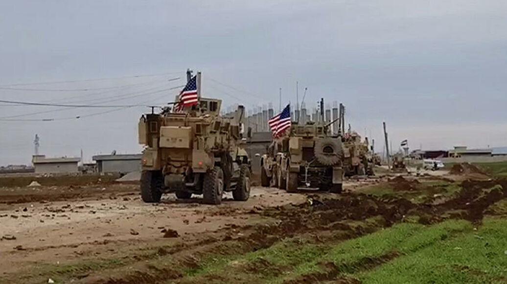 خبرنگاران حمله به خودرو حامل افسران آمریکایی در عراق