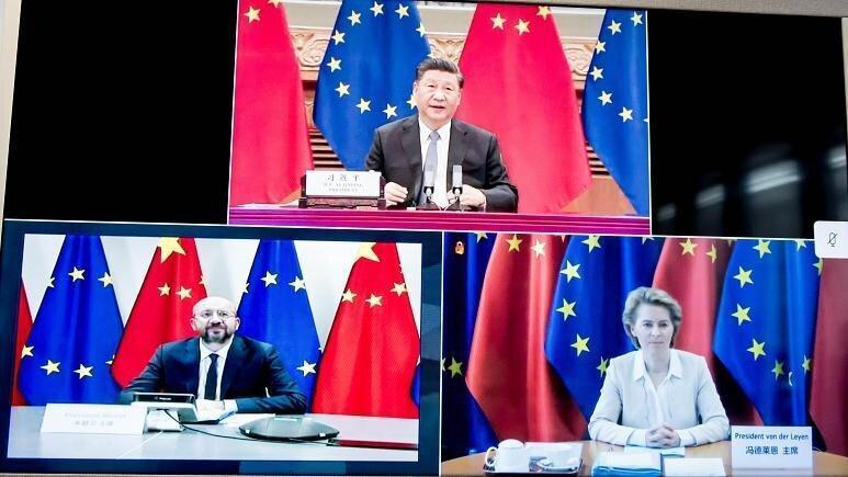 اتحادیه اروپا خطاب به چین: می خواهیم بازیگر باشیم نه میدان بازی