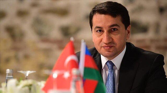 واکنش باکو به اظهارات پاشینیان درباره نبود راهکار دیپلماتیک در قره باغ