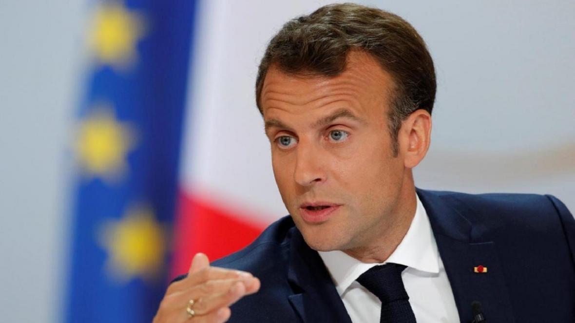 رئیس&zwnjجمهور فرانسه به لبنان می&zwnjرود