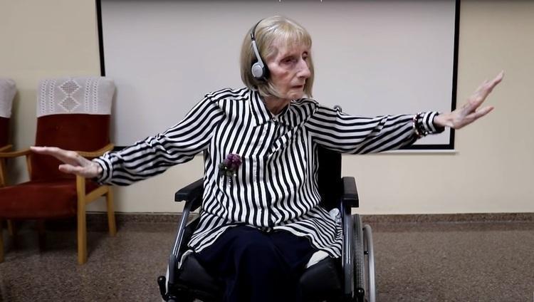 درباره کلیپ پربیننده اجرای باله توسط بالرین مبتلا به آلزایمر