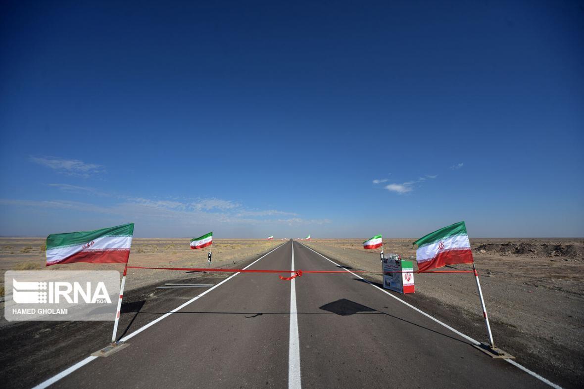 خبرنگاران 20 کیلومتر راه دسترسی زون انرژی&zwnjهای نوین در میل نادر نیمروز افتتاح شد