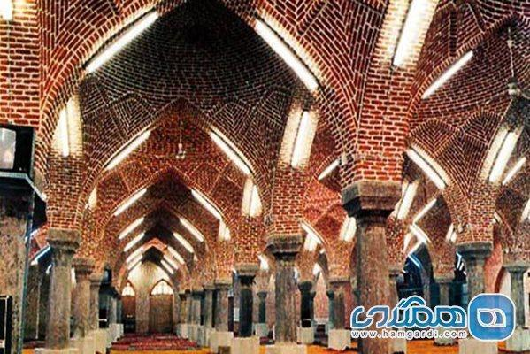 حفاظت و بازسازی مسجد جامع مرند در دستور کار میراث فرهنگی نهاده شد