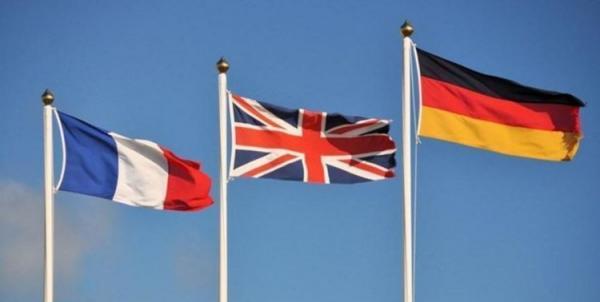 نگرانی سه کشور اروپایی از فعالیت تازه هسته ای ایران