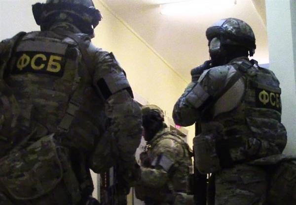 جلوگیری از وقوع یک اقدام تروریستی در یکی از مناطق روسیه