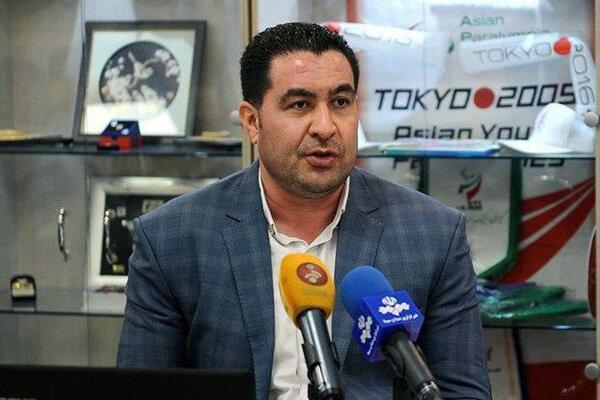 محمد تابع: لایحه استخدام قهرمانان پارالمپیکی هنوز ابلاغ نشده است