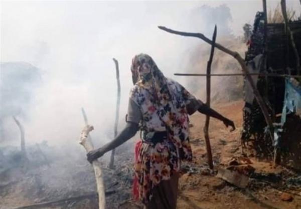 تکذیب حضور شبه نظامیان چاد در درگیری های قبیله ای دارفور، آواره شدن 50 هزار سودانی