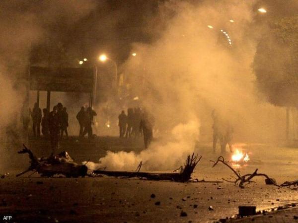 تشدید اعتراضات در تونس در پی کشته شدن یک معترض