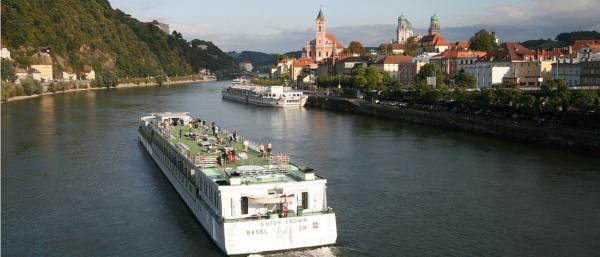 بهترین جاهای جهان برای سفر رودخانه ای؛ از راین تا می سی س پی