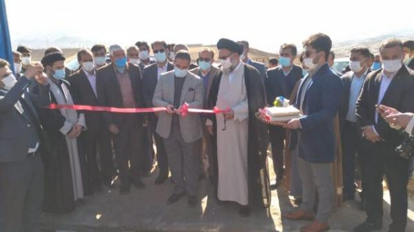 42 پروژه در شهرستان بویراحمد افتتاح و یا کلنگ زنی شد