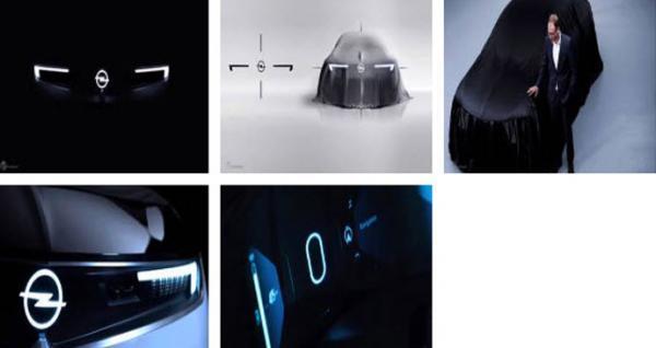 انتشار تصاویری تازه از اوپل GT X اکسپریمنتال خودرو مفهومی جدید شرکت اوپل
