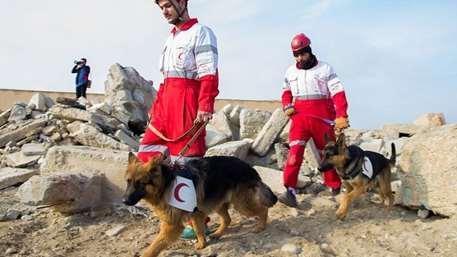آماده باش کامل نیروهای هلال احمر در قصر شیرین، وقوع زلزله در خاک عراق
