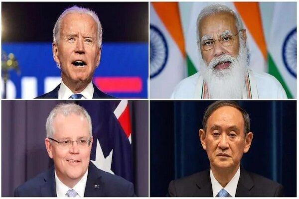 نشست چهارجانبه رهبران آمریکا، ژاپن، هند و استرالیا برگزار می گردد