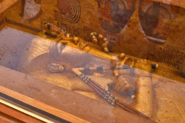 ماجرای 7 مومیایی مشهور مصر ، تصاویر