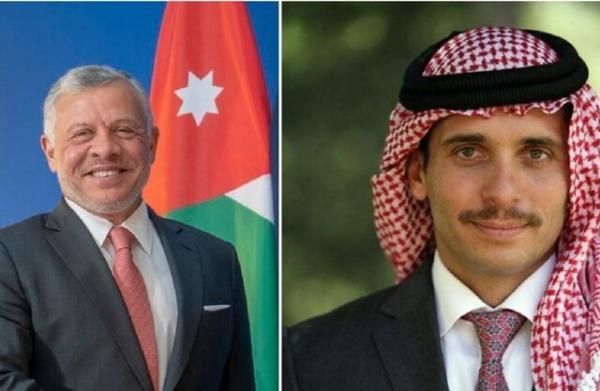 پادشاه اردن: فتنه خوابید
