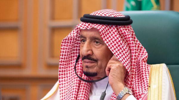 پادشاه عربستان مشاور جدید برای خود منصوب کرد