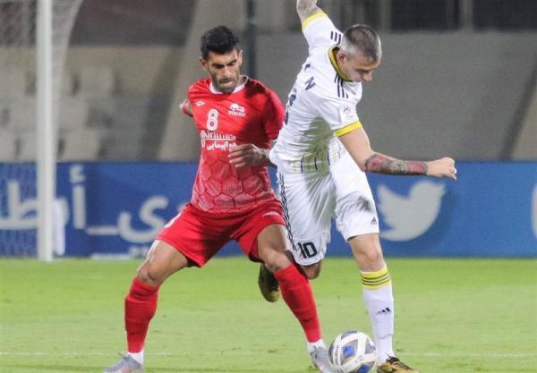 انتقاد روزنامه اماراتی از عملکرد بازیکنان ذخیره شارجه مقابل تراکتور