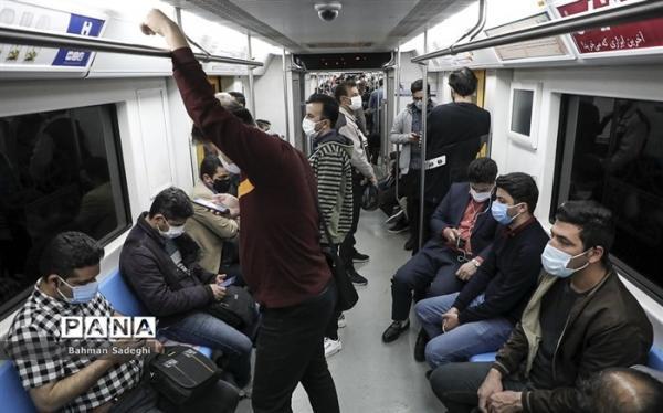 تخفیف 3 تا 5 درصدی در کارت بلیت متروی مسافران نقره ای و طلایی