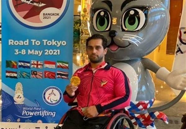 امیر جعفری: به دنبال خوش رنگ ترین مدال در پارالمپیک هستم