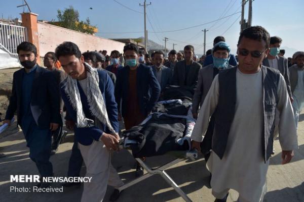 تعداد شهدای انفجارهای کابل به 85 نفر افزایش یافت