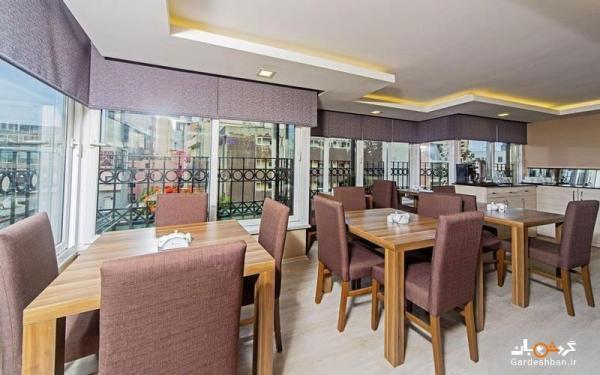 هتل پرا آریا استانبول؛اقامت در یکی از معروف ترین مناطق استانبول