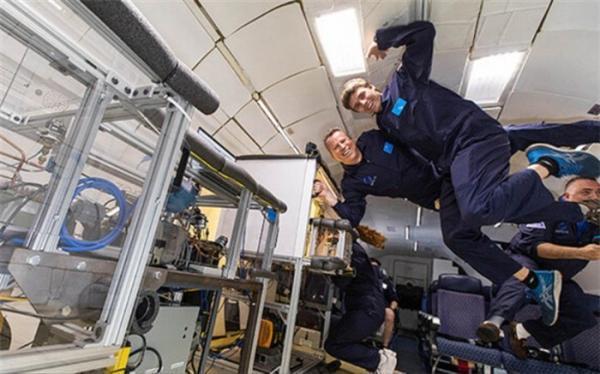ساخت یخچال فضایی