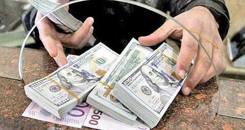 قیمت دلار امروز سه شنبه 1400، 3، 11