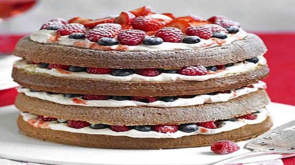 دستور تهیه کیک ژنوآز؛ نوعی کیک خوشمزه