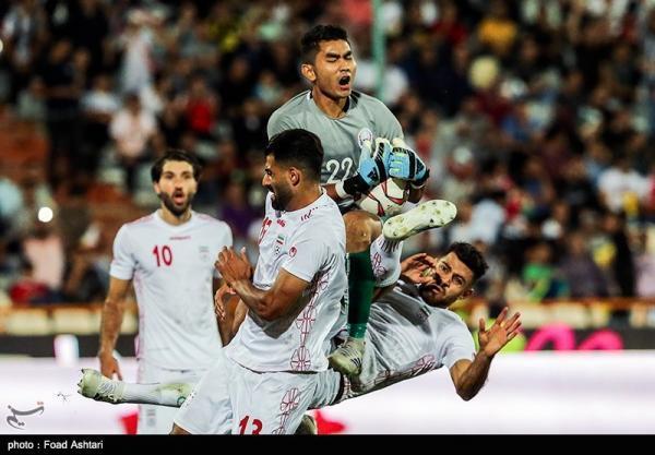 نامجومطلق: تیم ملی همواره در روزهای سخت، نتیجه خوبی گرفته است، فدراسیون فوتبال برترین تصمیم را گرفت