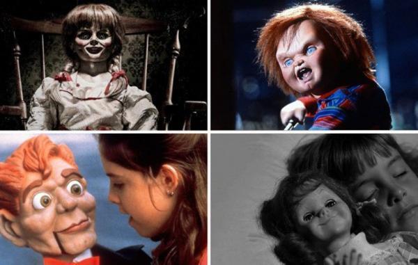 8 عروسک شیطانی فیلم های ترسناک؛ از آنابل تا چانکی