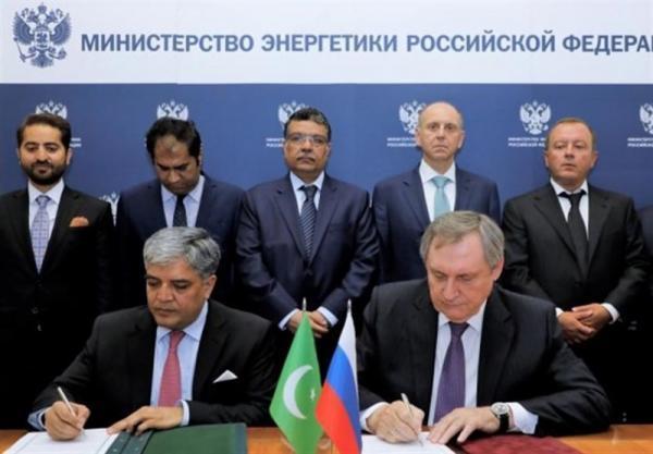 توافق مسکو و اسلام آباد درباره ساخت خط لوله گاز جریان پاکستان