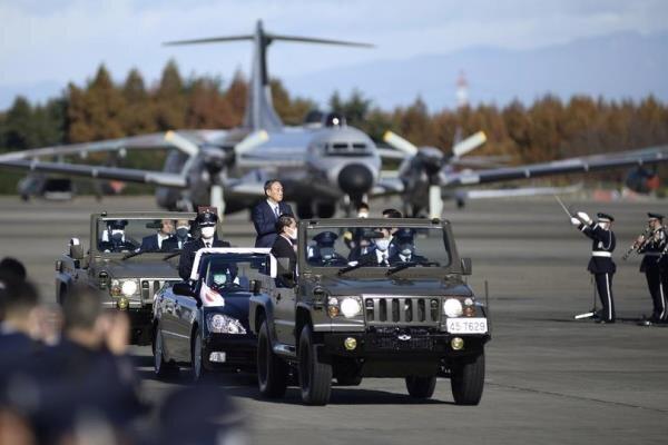 ژاپن بودجه نظامی خود را افزایش داد